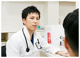 診断・検査・治療説明